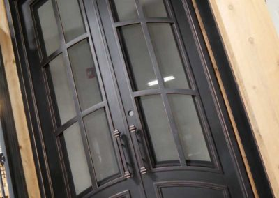 custom doors | Black Front Doors