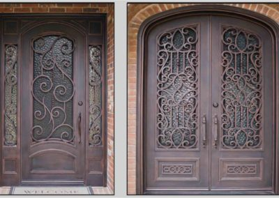 custom doors - craftsman doors