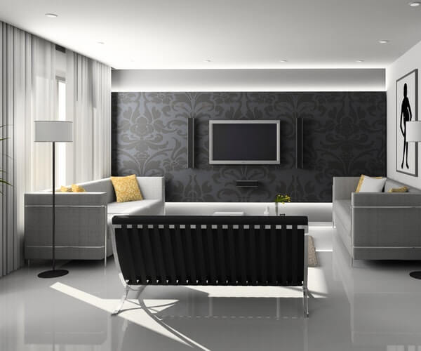 5 Simple Rules for Accent Walls
