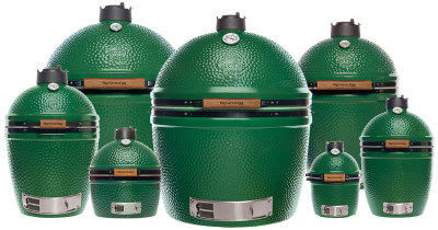 What's all the hype over a big green egg?