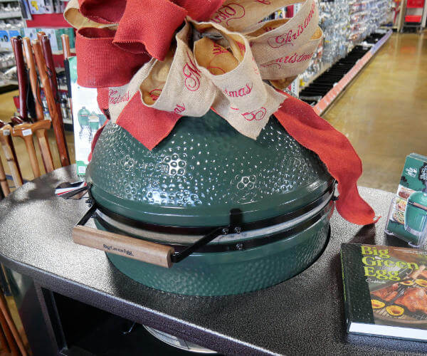 Christmas Recipes for Your Big Green Egg