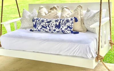 Why We Love Custom Daybeds