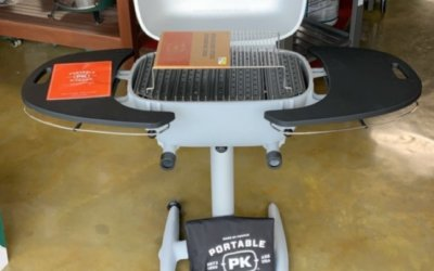 Why We're Crazy About PK Grills This Summer